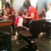 Photo taken at Salon Beverly on Augusta Road by heidi a. on 1/10/2013
