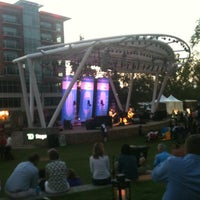 Photo taken at Peace Center For The Performing Arts by heidi a. on 9/21/2012