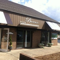 Photo taken at Salon Beverly on Augusta Road by heidi a. on 4/18/2013