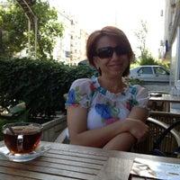 Photo taken at Yali Börek Evi by Deniz G. on 5/24/2013