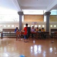 Photo taken at Sekolah Harapan by Eling P. on 11/24/2013