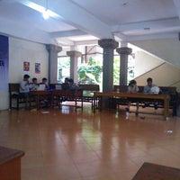 Photo taken at Sekolah Harapan by Eling P. on 11/23/2013