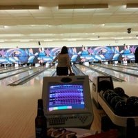 Photo taken at Highland Lanes by James P. on 9/28/2012