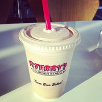 Photo taken at P. Terry's Burger Stand by James T. on 5/6/2013