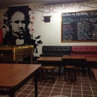 Photo taken at Pizzeria Cossa Nostra by Alejandra V. on 10/30/2013