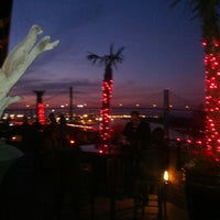 Photo taken at Bohemian Hotel Rocks on the Roof by Patrick M. on 3/9/2013