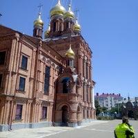 Photo taken at церковь by Albert A. on 8/3/2014