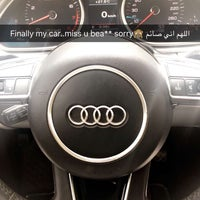 Photo taken at Audi Service Center by Ammarof ♊. on 6/18/2016