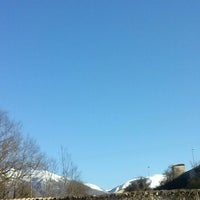 Photo taken at Norcia by Chiara N. on 3/3/2013
