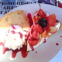 Photo taken at Biscuiterie Sainte Mère Eglise by AnneClaire B. on 7/24/2014