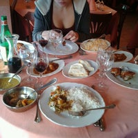 Photo taken at Bombay by Dalila M. on 11/2/2012