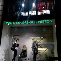 Photo taken at United Colors of Benetton by Rui M. on 10/29/2016