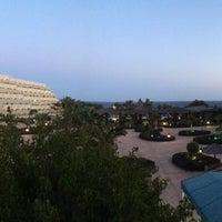 Photo taken at Beatriz Playa Hotel - Matagorda by Peter W. on 5/4/2014