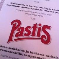 7/24/2013 tarihinde Ismo S.ziyaretçi tarafından Ravintola Pastis'de çekilen fotoğraf