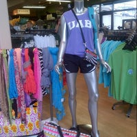 Photo taken at Snoozy's College Bookstore by Kathryn P. on 5/22/2013