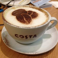 Photo taken at Costa Coffee by Katia K. on 2/3/2013