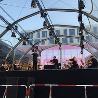 Photo taken at Oper für alle by Roy K. on 7/18/2015