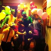 Photo taken at Kelley's Row Restaurant & Cellar Pub by Andrew V. on 10/27/2012