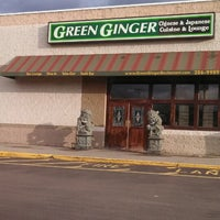 Photo taken at Green Ginger by Stacie H. on 4/1/2013