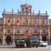 Foto tomada en Plaza Mayor por Antonio J. el 9/21/2012