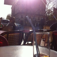 Photo taken at Le Cristal by Arnaud on 3/29/2014