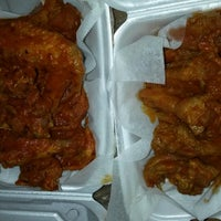 Photo taken at Crumpy's Hot Wings by Smithersonjones on 4/19/2014