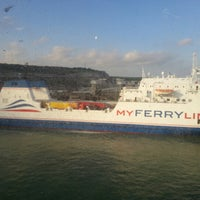 Photo taken at Port of Dover Ferry Terminal by Nicholas C. on 5/22/2013