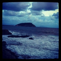 Photo taken at Isola di Nisida - Nisida Island by Emanuele d. on 11/23/2013