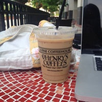 Photo taken at O'Henry's Coffee by Genie S. on 7/17/2014