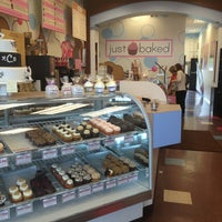 Photo taken at Just Baked by Genie S. on 8/30/2013