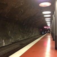Photo taken at Arlanda Express (Arlanda S) by Pjotor M. on 1/8/2013