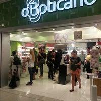 Photo taken at O Boticário by Caique C. on 5/10/2013