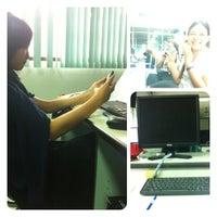 Photo taken at computer Lab 1227@วิทย์1 by Nokphan B. on 12/6/2012