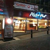 Photo taken at Pizza Hut by Mert G. on 11/16/2012