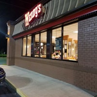 Photo taken at Wendy's by William S. on 3/16/2017