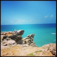 Photo taken at Playa Sucia by André P. on 5/26/2013