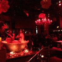 Photo taken at TAO Nightclub by Claudio C. on 12/28/2012
