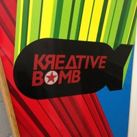 Photo taken at Kreative Bomb HQ by Jonathan R. on 1/15/2013