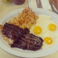 Photo taken at Mando's Family Restaurant by Michael V. on 7/11/2013