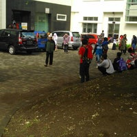 Photo taken at Universitas Islam Negeri (UIN) Sunan Gunung Djati by Hilman K. on 7/24/2014