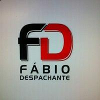Photo taken at Despachante Fabio by Rafaela M. on 12/21/2012