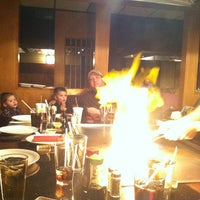 Photo taken at Hibachi of Valley Forge by Brian D. on 1/12/2013