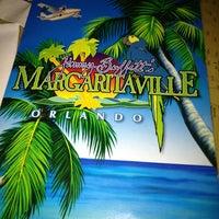 Photo taken at Jimmy Buffet's Margaritaville by Denise L. on 1/21/2013