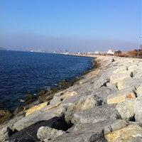 Das Foto wurde bei Moda Sahili von İsmail Y. am 11/27/2012 aufgenommen