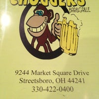 Photo taken at CHUGGERS BAR & GRILLE by Dennis L. on 8/1/2013
