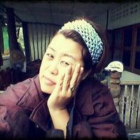 Photo taken at ร้านกบครัวขวัญ by Momo b. on 12/30/2012