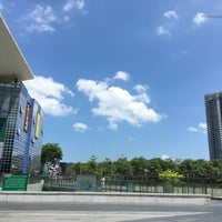 Photo taken at 盐田区政府 Yantian District Government by Sarah H. on 6/2/2016