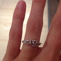 Photo taken at Zales Jewelers by Erica M. on 5/14/2013
