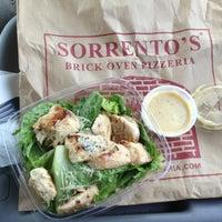 Sorrento's Brick Oven Pizza
