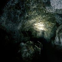 Photo taken at Hana Lava Tube (cave) by Juston P. on 8/26/2014
